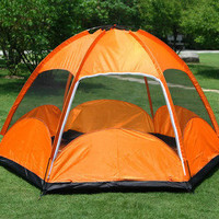 Outdoor tents - XL size for 4-6 peoples from House Beauty