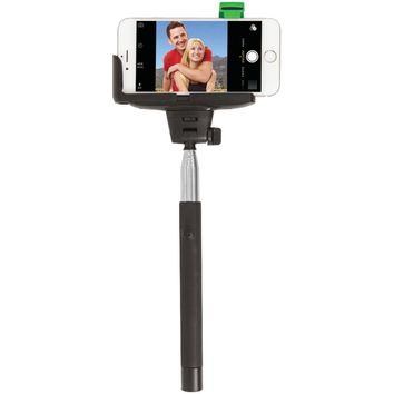 Retrak Iphone 4 And 5 And 5s And 6 And 6s & Samsung Galaxy S Iii And 4 Selfie Stick With Bluetooth Shutter