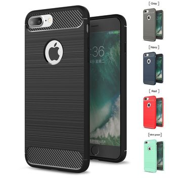 Shockproof Armor Hybrid Rugged Mobile Phone Case Cover For iPhone 7/7 Plus/5/5S/6/6S/6 Plus/6S Plus