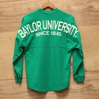 Baylor University Spirit Jersey - Emerald