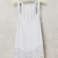 Knotted Lace Tank
