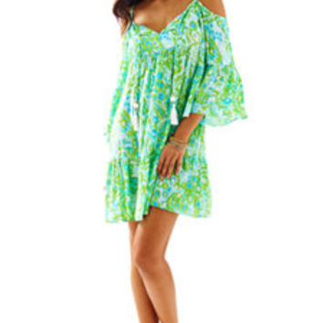 Alanna Off The Shoulder Dress - Lilly Pulitzer