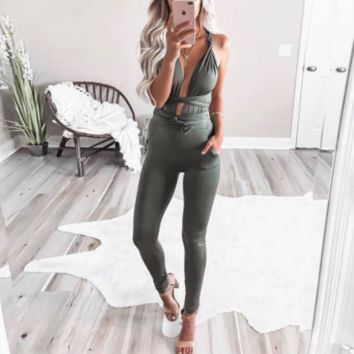 Perfectly Chic Versatile Wrap-Around Jumpsuit