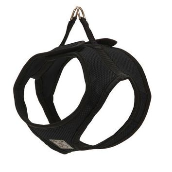 Step-in Cirque Dog Harness - Black