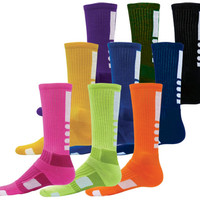 Midwest Volleyball Warehouse - Legend Crew Sock