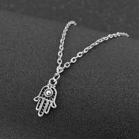New Arrival Gift Shiny Stylish Jewelry Accessory Pendant Simple Design Necklace [6464820737]