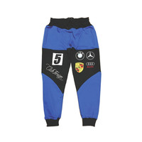Club Foreign Race Sweatpant Joggers Blue