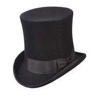 Scala Victorian Top Hat