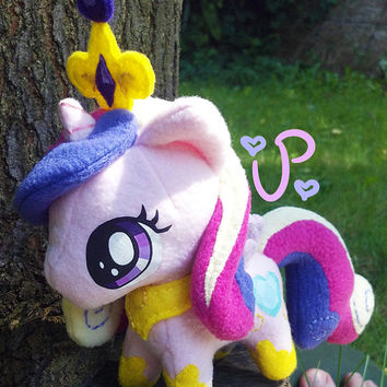 Custom 6 inch My Little Pony Friendship is Magic Plushie