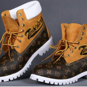 Painted Timberlands For Sale