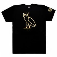 OVO Owl Shortsleeve T-Shirt | October's Very Own