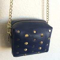 NWOT Steve Madden Removable Strap Spiked Crossbody