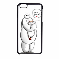 Baymax Big Hero 6 Hairy Baby iPhone 6 Case