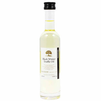 Black Winter Truffle Oil  by Trufarome 3.4 oz