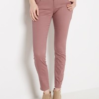 Dark Pink High Waist Jegging | Jegging Pants | rue21