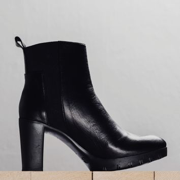 ANKLE BOOT BETA BLACK | More colors + | Rodebjer