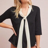 Kitt Bow Blouse