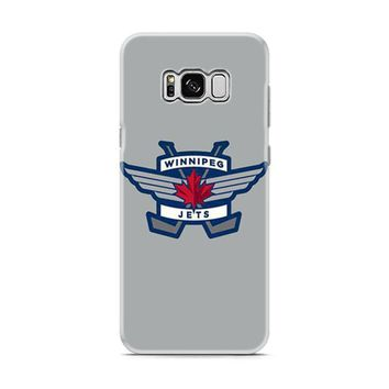 Winnipeg Jets Wings Samsung Galaxy S8 | Galaxy S8 Plus case