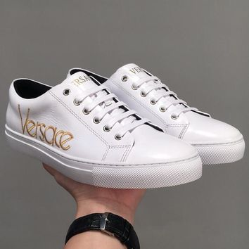 Versace Fashion Casual Sneakers Sport Shoes-6