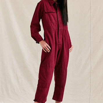Vintage Overdyed Coverall - Urban Outfitters