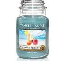 Bahama Breeze - Large Jar Candle - Yankee Candle