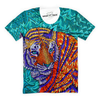 Trippy Tiger T-Shirt