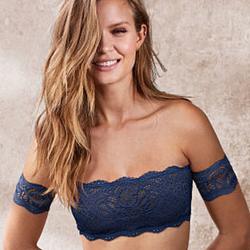 Off-the-Shoulder Bralette - Dream Angels - Victoria's Secret
