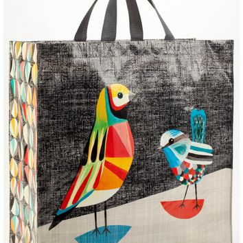 Pretty Bird Shopper (Great for Groceries, Clothes, You Name It!)
