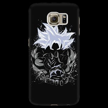 Super Saiyan Master Ultra Instinct Art Android Phone Galaxy S6 - TL01629AD