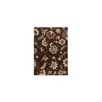 Well Woven Avenue Marcy Floral Brown Area Rug