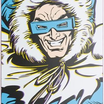"""ALMOST WILLOW CAPTAIN COLD R7 DECK 7.75"""""""