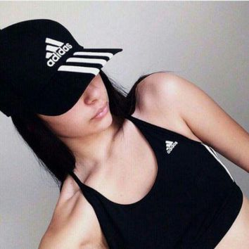 LMFUX5 Adidas Sport Sunhat Embroidery Baseball Cap Hat