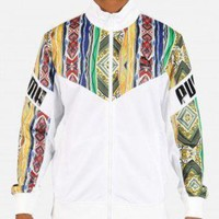 puma coogi track jacket white multicolor  number 2