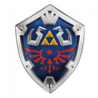 The Legend of Zelda: Link Shield Replica - By ThinkGeek for Collectibles | GameStop