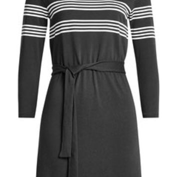 Striped Cotton Dress - A.P.C. | WOMEN | US STYLEBOP.COM
