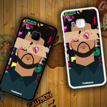the weeknd xo WALLPAPER Y0841 HTC One S X M7 M8 M9, Samsung Galaxy Note 2 3 4 S3 S4 S5 (Mini) S6 S6 Edge