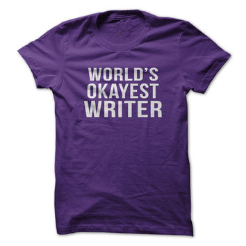 World's Okayest Writer