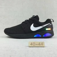 NiKE EOSHE RUN AIR MAG RUN Fashion Men Sport Casual Shoes Sneakers black