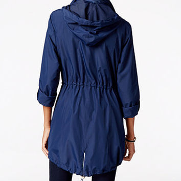 Style & Co. Hooded Anorak Jacket, Only at Macy's | macys.com