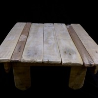 BoGaLeCo.com / Furniture / Tables / Low table / Driftwwod low table