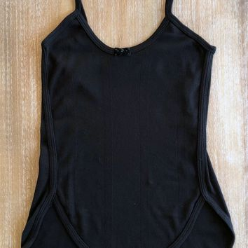 Black Bow Trim Tank