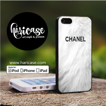 Chanel Bulk Smooth iPhone 5 | 5S | SE Cases haricase.com