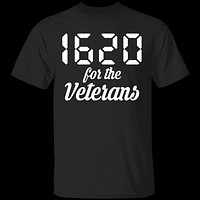1620 for Veterans T-Shirt