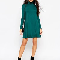 Gracia slither black scale mini dress from akira dress for Swing gracia
