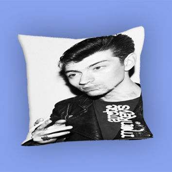 Arctic Monkeys Alex turner Jamie cook Music Band for Pillow Case, Pillow Cover, Custom Pillow Case **