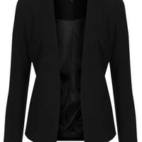 Slim Blazer - Black