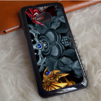 Yu Gi Oh Three Monster HTC One M7 Case