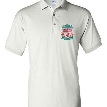 Polo Soccer T-shirt Liverpool
