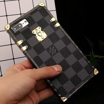 LV 2017 Hot ! iPhone 8 iPhone 8 Plus - Stylish Cute On Sale Hot Deal Matte Couple Phone Case For iphone 6 6s 6plus 6s plus iPhone 7 iPhone 7 plus-4