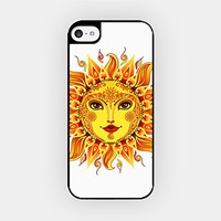 for iPhone 6 - High Quality TPU Plastic Case - Sun - Hipster